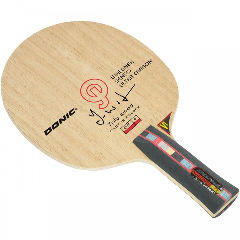 DONIC Waldner Senso Ultra Carbon OFF